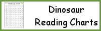 Dinosaur Themed Reading Charts
