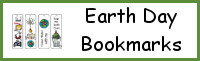 Earth Day Themed Bookmarks