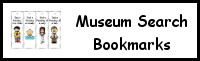 Museum Search Bookmarks