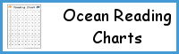 Ocean Themed Reading Charts