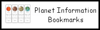 Planet Information Bookmarks