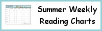 Summer Weekly Reading Charts