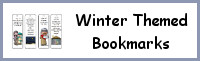 Winter Themed Bookmarks