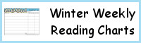 Winter Weekly Reading Charts