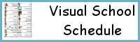 Visual Daily School Schedule