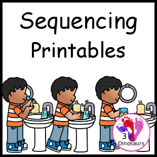 Sequencing Printables