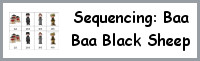 Sequencing: Baa Baa Black Sheep