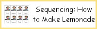 Sequencing: How To Make Lemonade