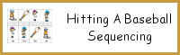 Sequencing Mini: Hitting A Baseball
