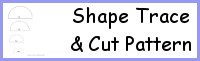 Shape Trace & Cut Pattern