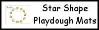 Star Shape Mat Printables