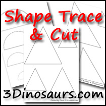 Shape Trace & Cut