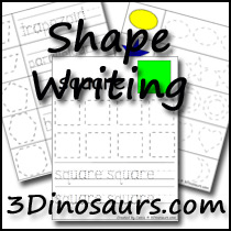 Shape Writing & Tracing