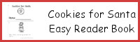 Cookies for Santa Easy Reader Book