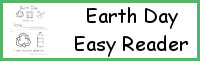 Earth Day Easy Reader Books