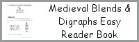 Medieval Blends & Digraphs Easy Reader Book