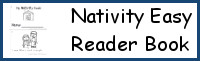 Nativity Easy Reader Book