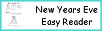 New Years Eve Easy Reader Book