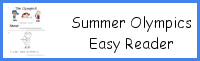 Summer Olympics Easy Reader Book