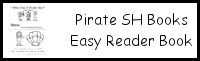 Pirate SH Books Easy Reader Book