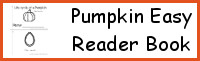 Pumpkin Easy Reader Book