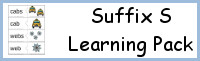 Suffix S Learning Pack
