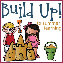 Build Up Summer Learning: Week 1 Pirate - 3Dinosaurs.com