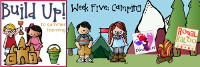 Build Up To Summer Learning: Camping Week 5
