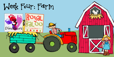 Build Up Summer Learning: Week 4 Farm