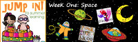 Jump Into Summer Learning: Week 1 Space