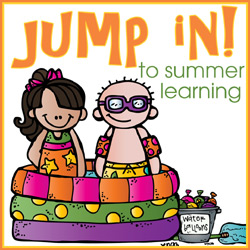 Jump In to Summer Learning Week 1 Space