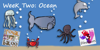 Jump Into Summer Learning: Ocean Week 2