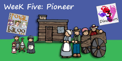 Jump Into Summer Learning: Pioneer Week 5
