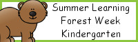 Summer Learning: Kindergarten Forest Week