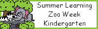 Summer Learning: Kindergarten Zoo Week
