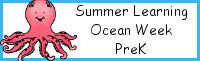 Summer Learning: Prek Ocean Week