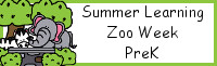 Summer Learning: Prek Zoo Week