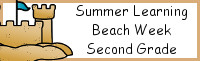 Summer Learning: Second Grade Beach Week
