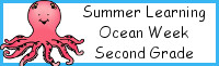 Summer Learning: Second Grade Ocean Week