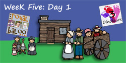 Jump In to Summer Learning: Week 5 Pioneer Day 1