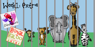 Swing Into Summer Learning: Week 1 Zoo Extras
