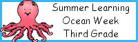 Summer Learning: Third Grade Ocean Week