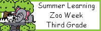Summer Learning: Third Grade Zoo Week