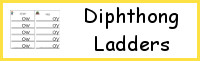Diphthong Ladders