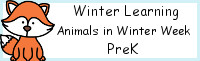 Winter Learning: PreK Animals in Winter Week