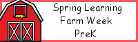 Spring Learning: PreK Farm Week