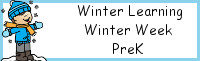 Winter Learning: PreK Winter Week