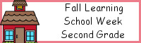Fall Learning: Second Grade School Week