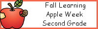 Fall Learning: Second Grade Apple Week