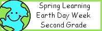Spring Learning: Second Grade Earth Day Week